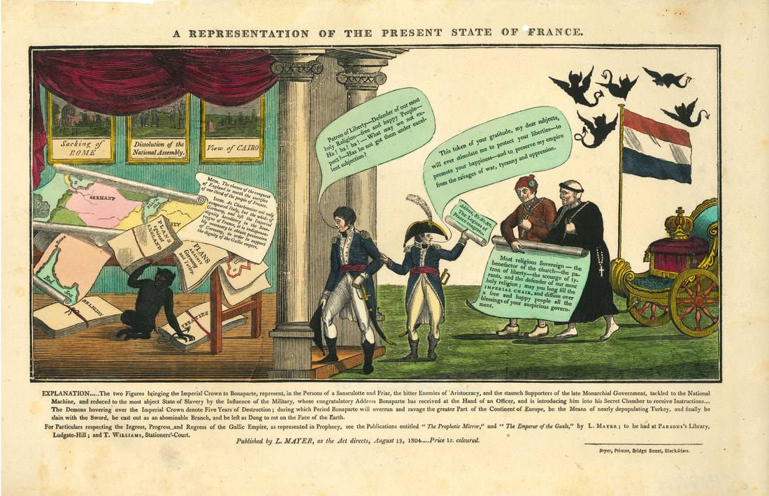 Anon  A Representation of the Present State of France  1804  Andrew Edmunds Prints