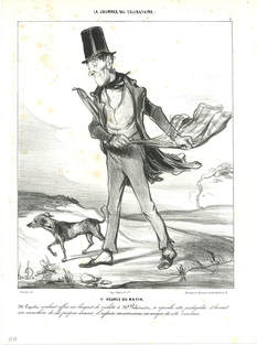 11 Heures du Matin Daumier Honore Daumier
