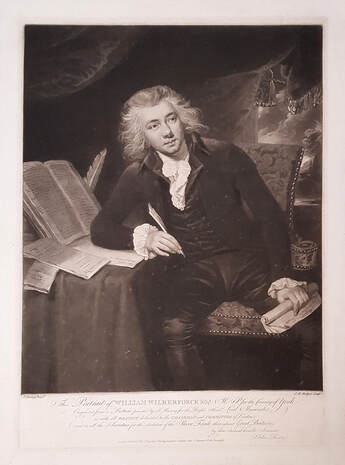 This Portrait of William Wilberforce 1792 Charles Howard Hodges   Andrew Edmunds Prints